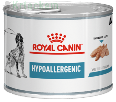 ROYAL CANIN Hypoallergenic DR21 12x200g konzerva