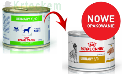 ROYAL CANIN Urinary S/O 6x200g
