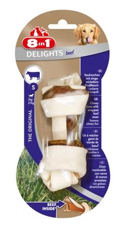 8in1 Delights Beef Bone S