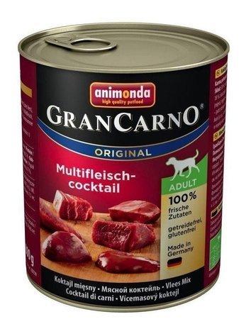 ANIMONDA GranCarno Adult Dog masový koktejl 800g