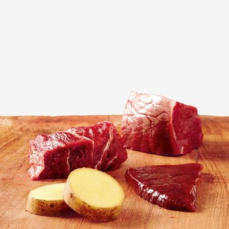 ANIMONDA GranCarno Sensitiv Adult Dog Chuť: Hovězí maso, brambory 400g