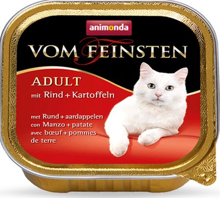 ANIMONDA Vom Feinsten hovězí & brambory 100g