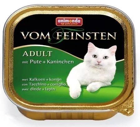 Animonda Vom Feinsten Adult krůtí/králík 100g