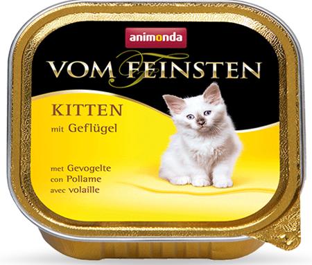 Animonda Vom Feinsten Kitten drůbeží 100g