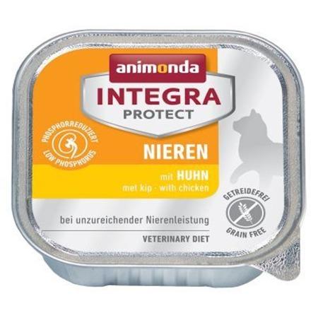Kuřecí ANIMONDA Cat Integra Protect Renal kuřecí (NIEREN) 100 g