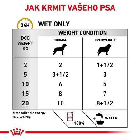 ROYAL CANIN Dog Urinary Moderate Calorie 12x100g