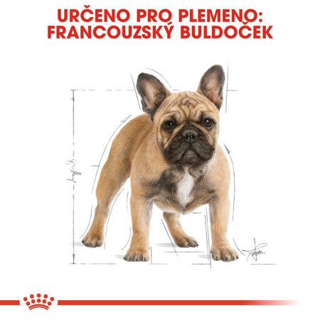 ROYAL CANIN French Bulldog Adult 1,5kg