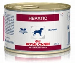 ROYAL CANIN Hepatic HF 16  200g konzerva