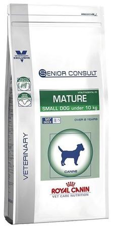 ROYAL CANIN Mature Small Dog Senior Consult Vitality&Dental 3,5kg
