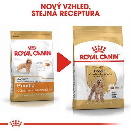 ROYAL CANIN Poodle Adult 1,5kg