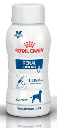 ROYAL CANIN Renal Dog Liquid 3x0,2L