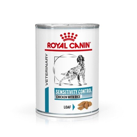 ROYAL CANIN Sensitivity Control SC 21 Chicken&Rice 420g konzerva