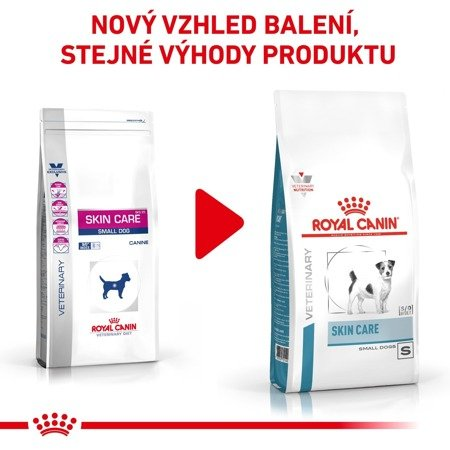 ROYAL CANIN Skin Care Small Dog SKS25 2kg
