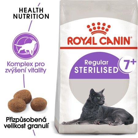 ROYAL CANIN  Sterilised +7 1,5kg