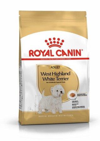 ROYAL CANIN West Highland White Terrier Adult 1,5kg