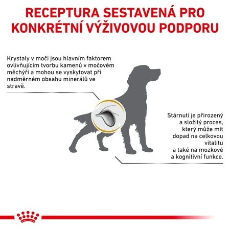 Royal Canin Urinary S/O Ageing 7+ 8kg