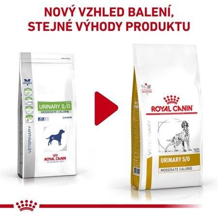 Royal Canin VD Dog Dry Urinary S/O Moderate Calorie 12 kg