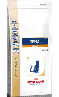 Royal Canin VD Feline Renal Select 4kg